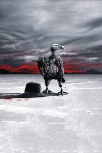 480x854 Westworld Season 2 Poster