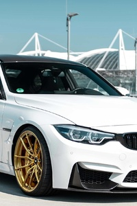 Wetterauer Performance BMW M3 GTS 2018