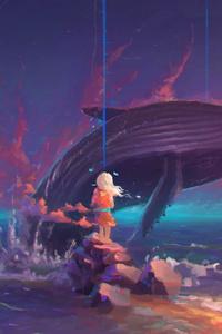 Whale My Friend 5k