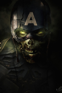 320x568 What If Undead Captain America