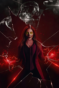 320x568 What If Wanda Vision Zombie