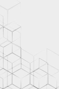 640x960 White Cube Pattern 4k