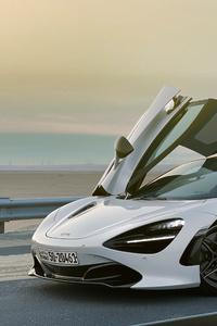 240x320 White Mclaren 2020