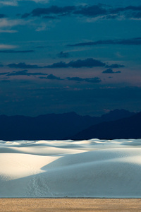 1440x2560 White Sands National Monument Mexico