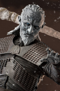 320x480 White Walker Game Of Thrones