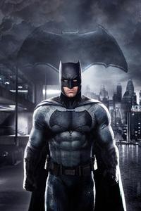 1440x2960 Who Is Batman
