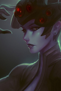 Widowmaker Overwatch Artistic