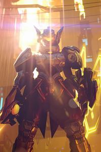 1125x2436 Wild Rift Project Leona League Of Legends 5k