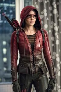 Willa Holland As Thea Queen In Arrow Tv Series