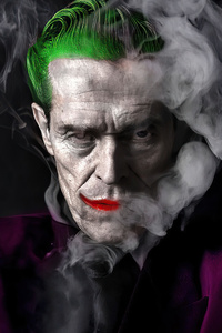 Willem Dafoe As The Joker