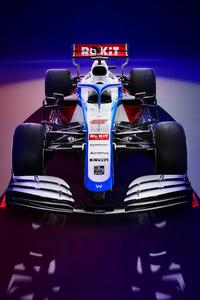 1440x2560 Williams FW43 2020