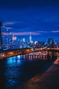 540x960 Williamsburg Bridge New York