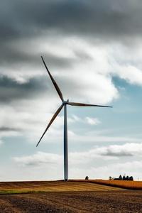 320x480 Windfarm