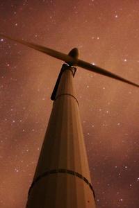 Windmill Galaxy 4k