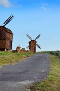 240x400 Windmill