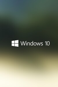 640x1136 Windows 10 Blur