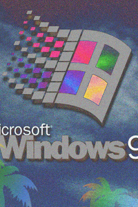 480x800 Windows 95 4k