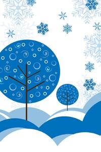720x1280 Winter Digital Art