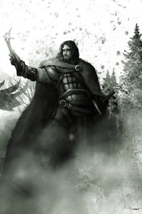 540x960 Winter Is Coming Artwork