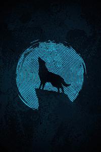 480x854 Wolf Make It 4k