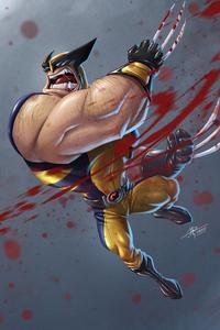 Wolverine 2020 New Artwork