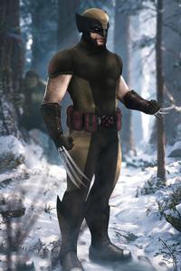 Wolverine 4k 2020