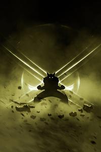 240x320 Wolverine Artwork 4k 2021