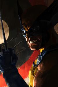 Wolverine Claws 4k 2020