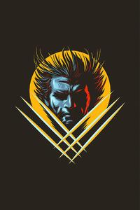 Wolverine Claws Minimalism