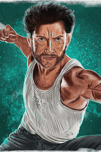 Wolverine Digital Arts 4k