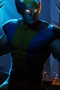 Wolverine Fortnite Season 4 Nexus War