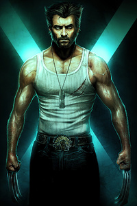 Wolverine Hugh Jackman 4k