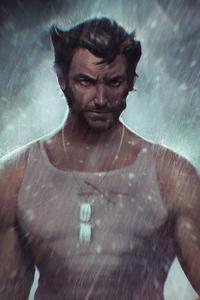 720x1280 Wolverine Logan 4k