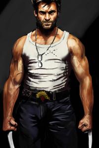 Wolverine Logan 5k