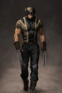 Wolverine Marvel Hero