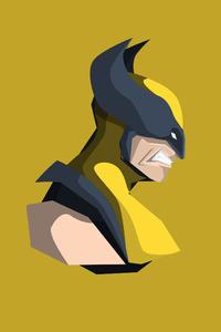 Wolverine Minimalism 4k