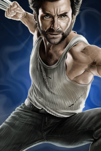 Wolverine New Art