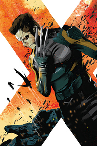 Wolverine Poster 4k