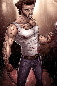 Wolverine 750x1334 Resolution Wallpapers Iphone 6 Iphone 6s Iphone 7