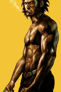 540x960 Wolverine Smoker