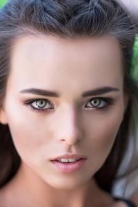 Women Face Portrait