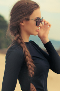 Women With Shades
