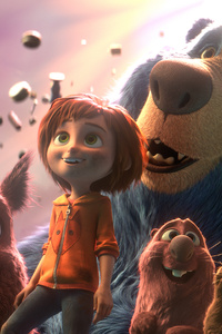 480x800 Wonder Park 2019 Movie