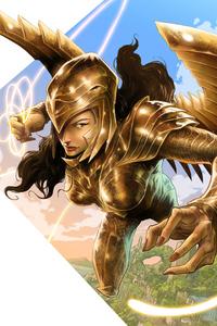 Wonder Woman 1984 2020 5k
