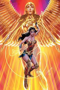 1125x2436 Wonder Woman 1984 Bm Variant 4k