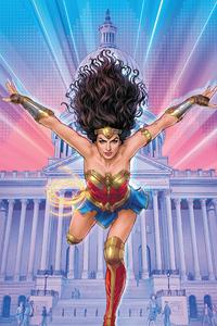 Wonder Woman 1984 Concept Artwork