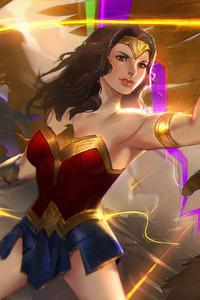 Wonder Woman 1984 Fanmade