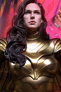 Wonder Woman 1984 Golden Wings