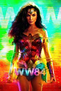 Wonder Woman 1984 Movie 4k 2020