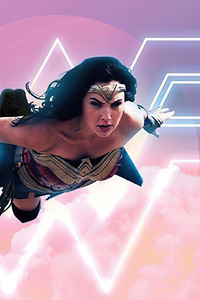 540x960 Wonder Woman 1984 New Art